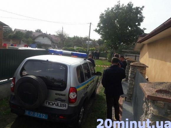 Под Тернополем погиб полицейский