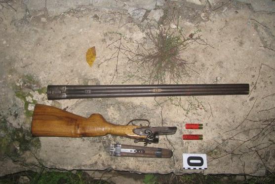 Найденное ружье