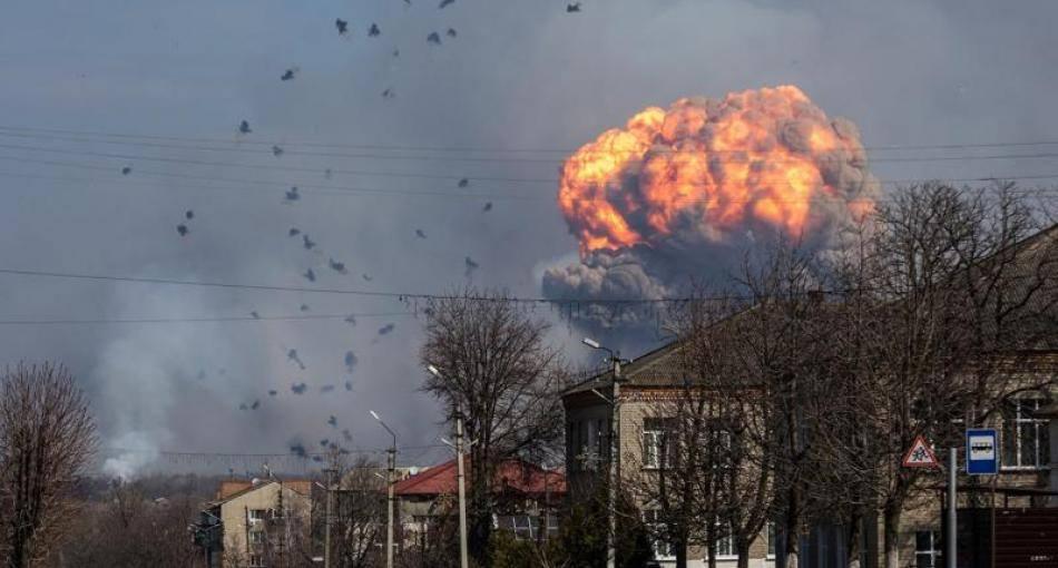 Винница, Калиновка, склад, взрыв