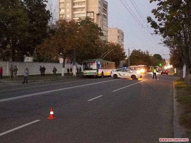 В Житомире иномарка сбила троих детей, опубликованы фото с места аварии