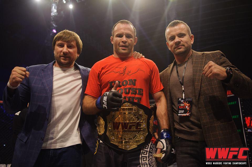 Сергей Гузев завоевал титул чемпиона мира