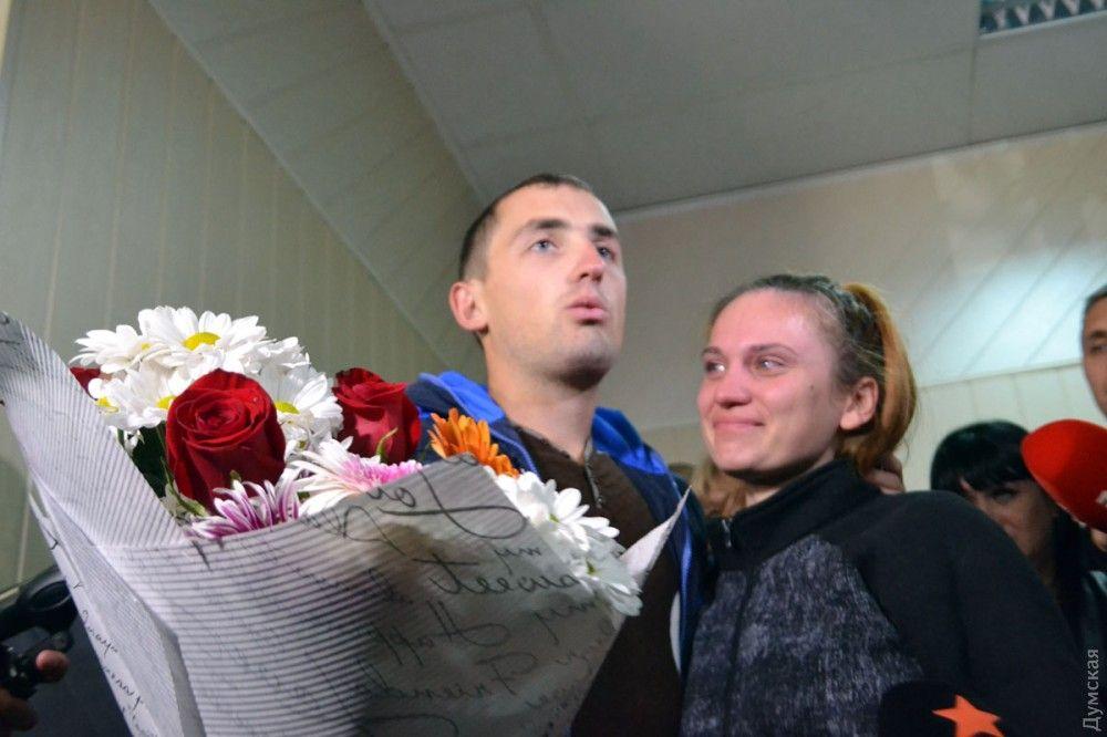 Наталья Янчик была освобождена из-под стражи