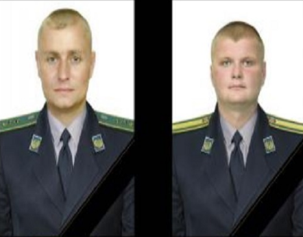 Дмитрий Деде и Сергей Гувир