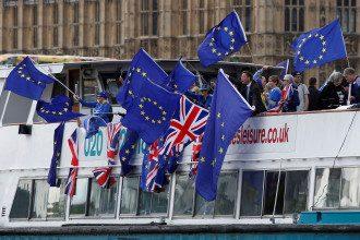 Британия, Brexit, ЕС, Евросоюз