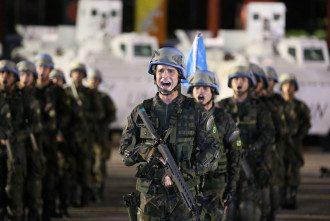 Миротворцы, ООН