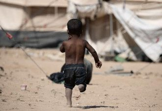 Сирия, ребенок