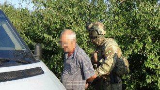 Под Славянском поймали информатора ДНР