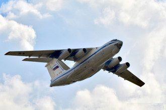 Ил-76, Россия, самолет