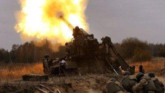 боевики, артиллерия