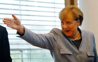Ангела Меркель, выборы 05