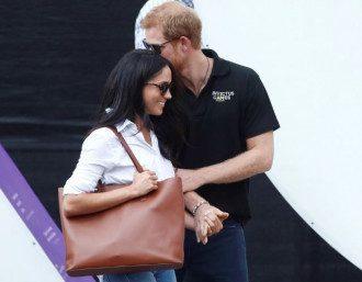 Принц Гарри и Меган Маркл поженятся в мае.