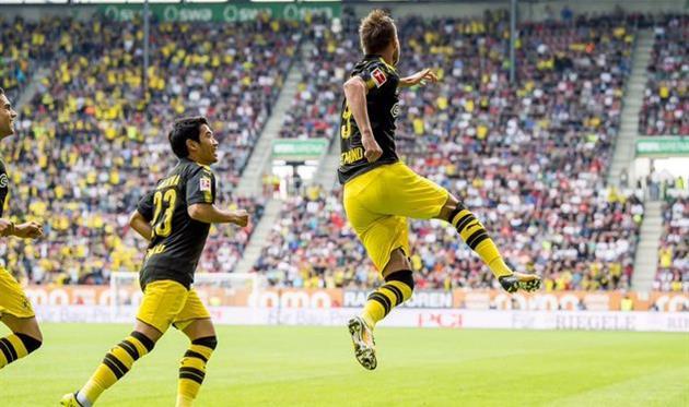 Ярмоленко стал героем матча в Бундеслиге
