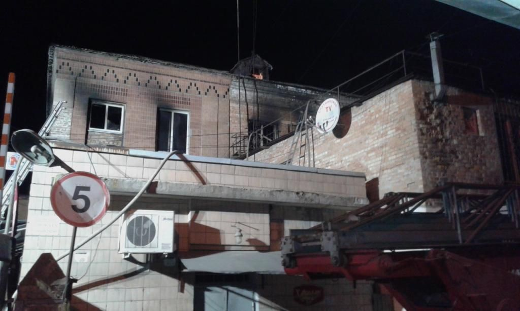 Пожар в хостеле Запорожья, погибли 5 человек