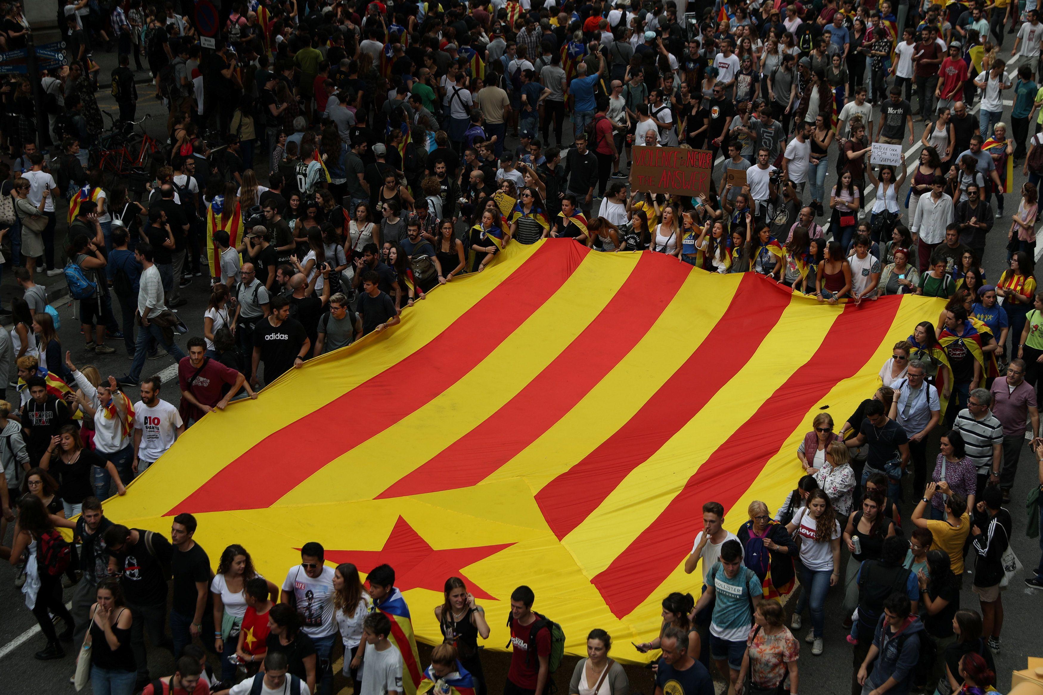 В Испании поставили крест на