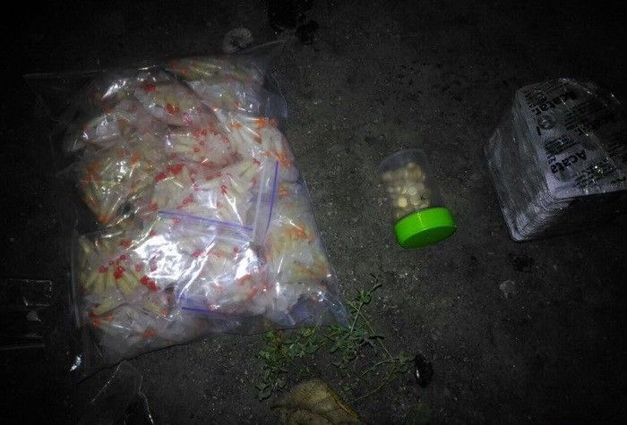 Изъяли зелья на 1,5 миллиона. В Кировоградской области перекрыли канал контрабанды наркотиков