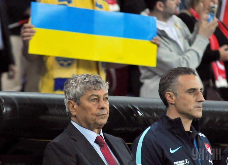 В ФИФА решили, что в матче против Украины Мирча Луческу вел себя неподобающим образом