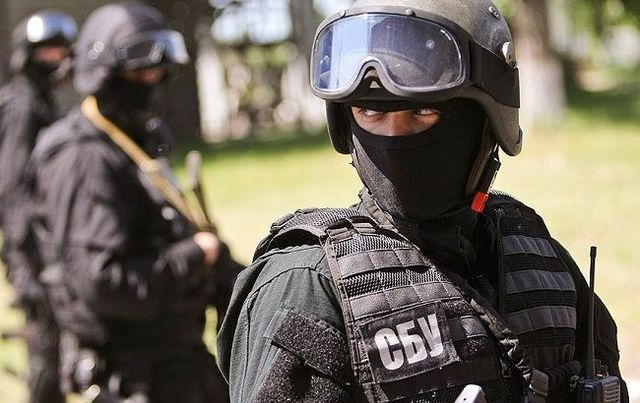 У СБУ пытались отбить задержанного