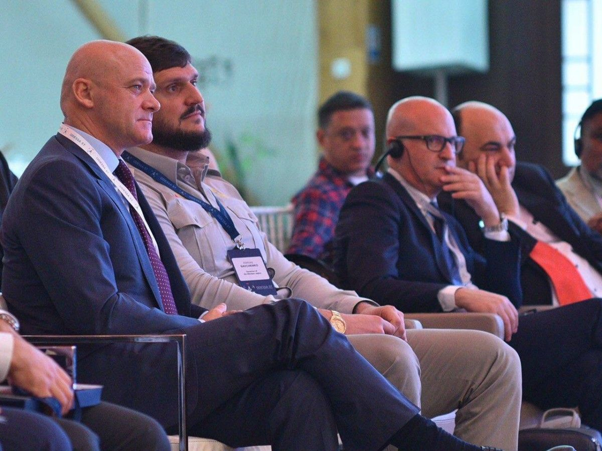 Бизнес-форум проходит в Одессе уже во второй раз