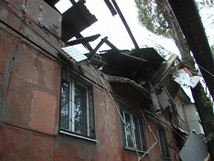 Результаты взрыва газа в жилом доме