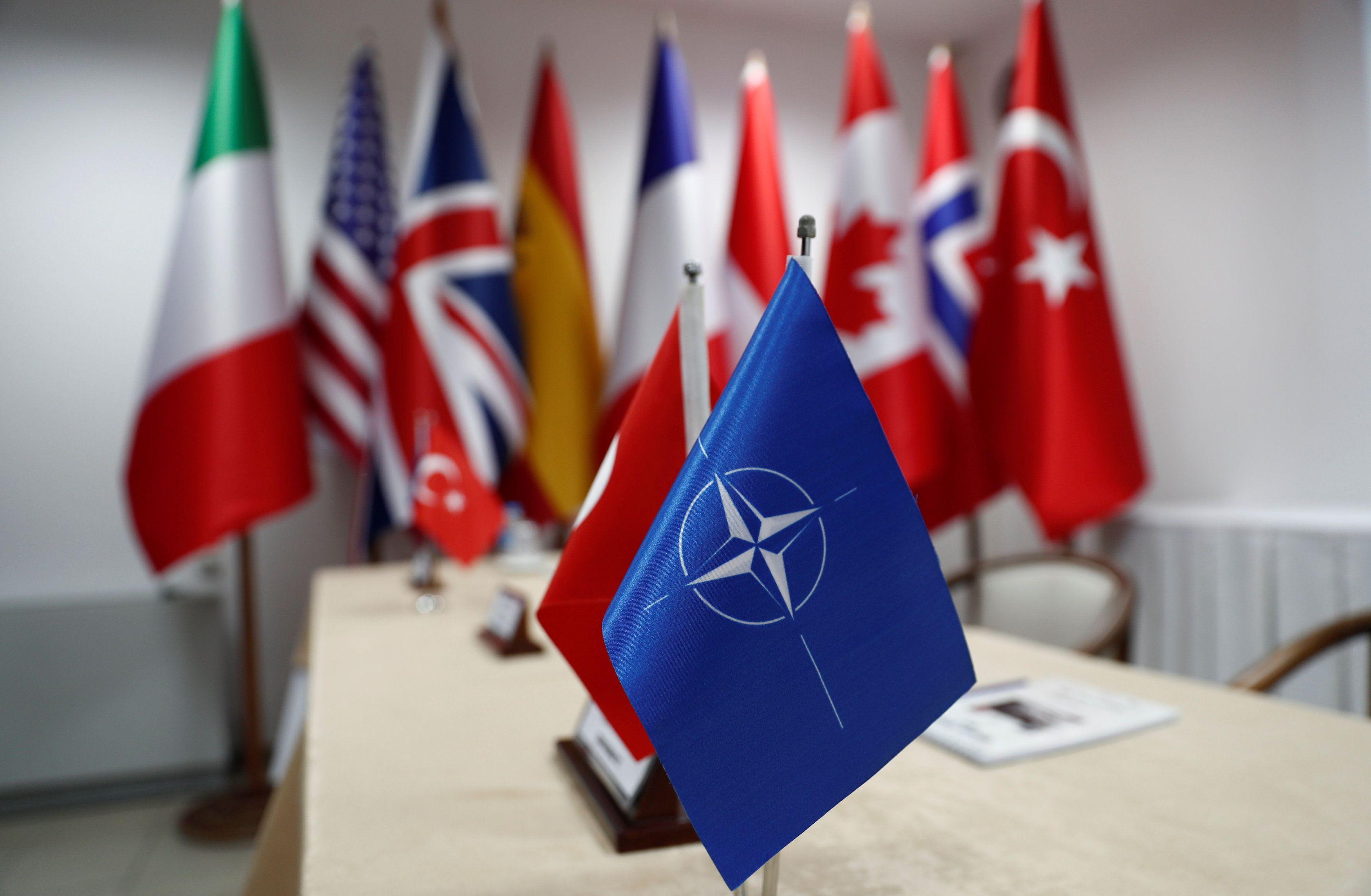 Украина приблизилась к НАТО