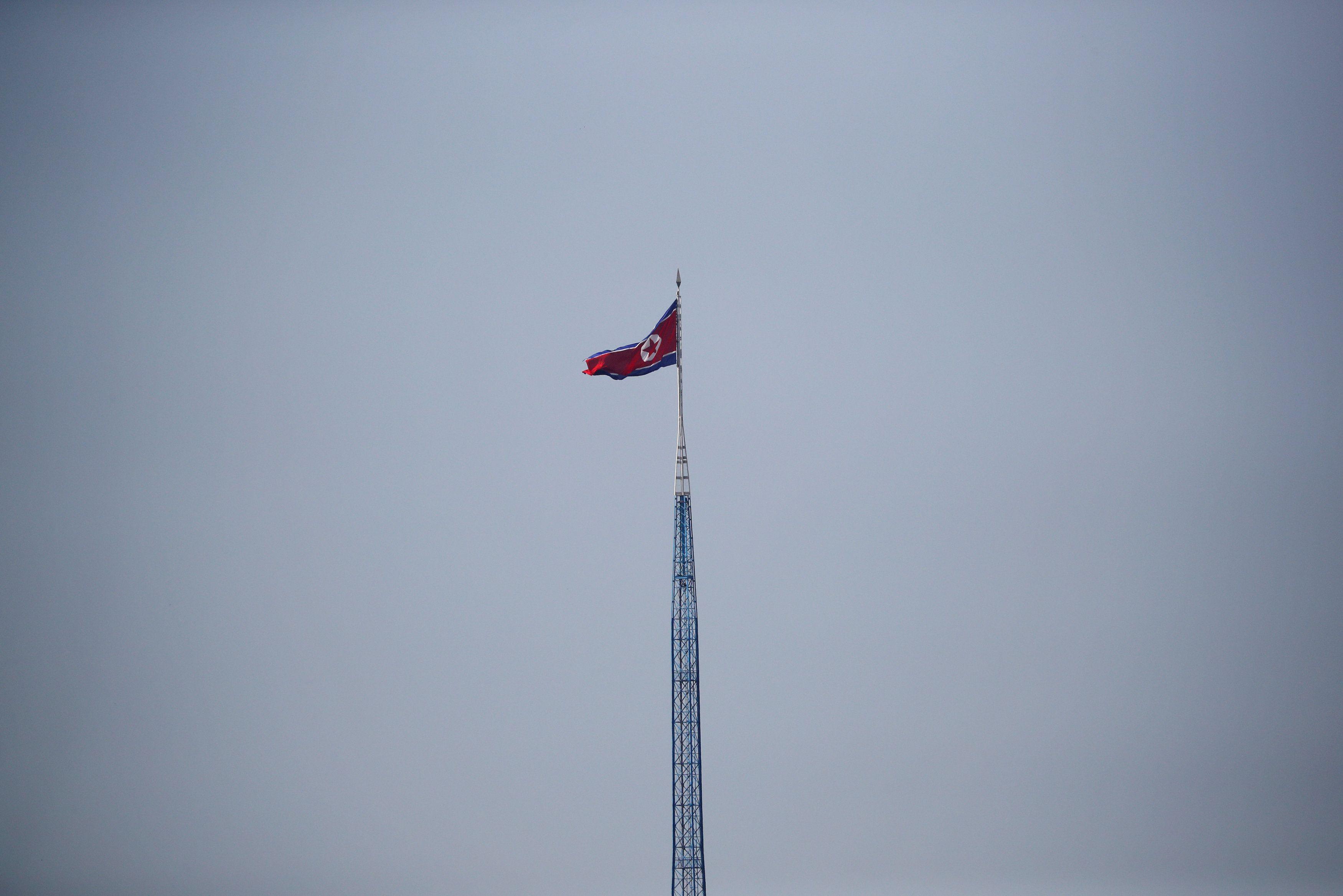 В Северной Кореи считают, что на Корейском полуострове будет война