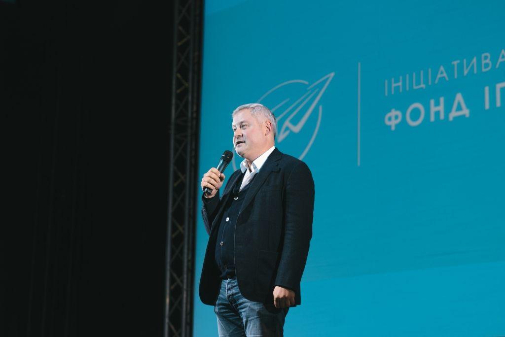 Основатель благотворительного фонда Игорь Янковский