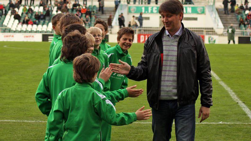 Ковалец стал главным тренером