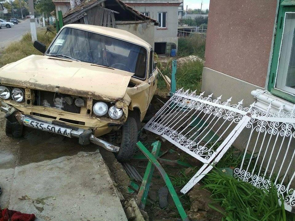 В Одесской области «шестерка» задавила пенсионерок
