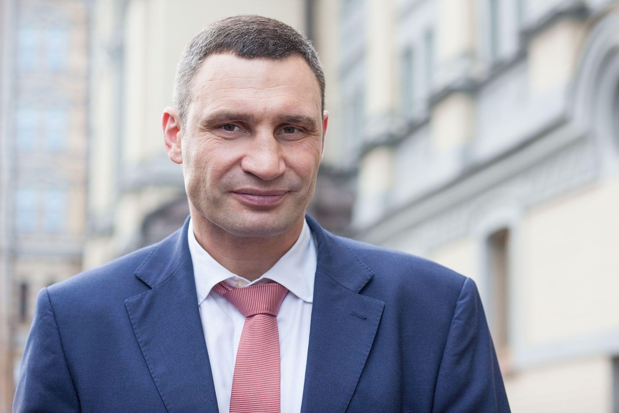 Виталия Кличко троллят в день рождения