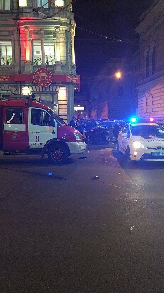 Жуткое ДТП в Харькове: джип въехал в толпу людей, погибли 5 человек