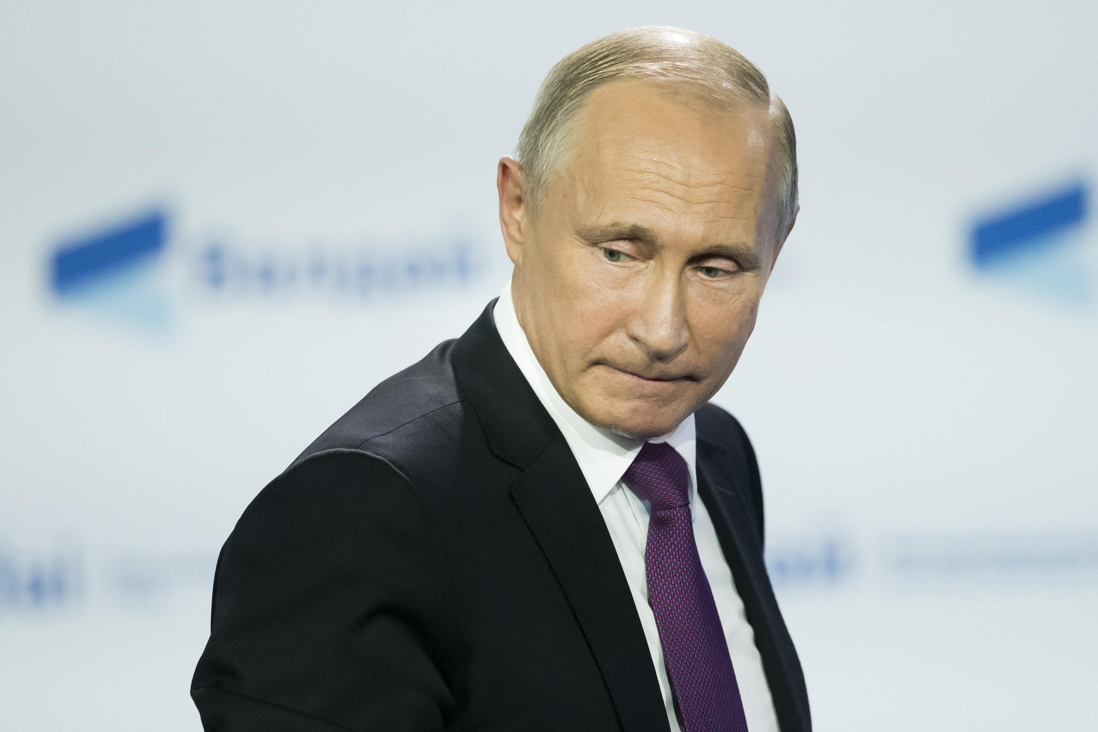 У Путина нет шансов на расширение