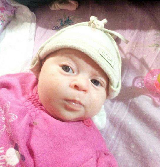 Младенец, которого похищали в Киеве