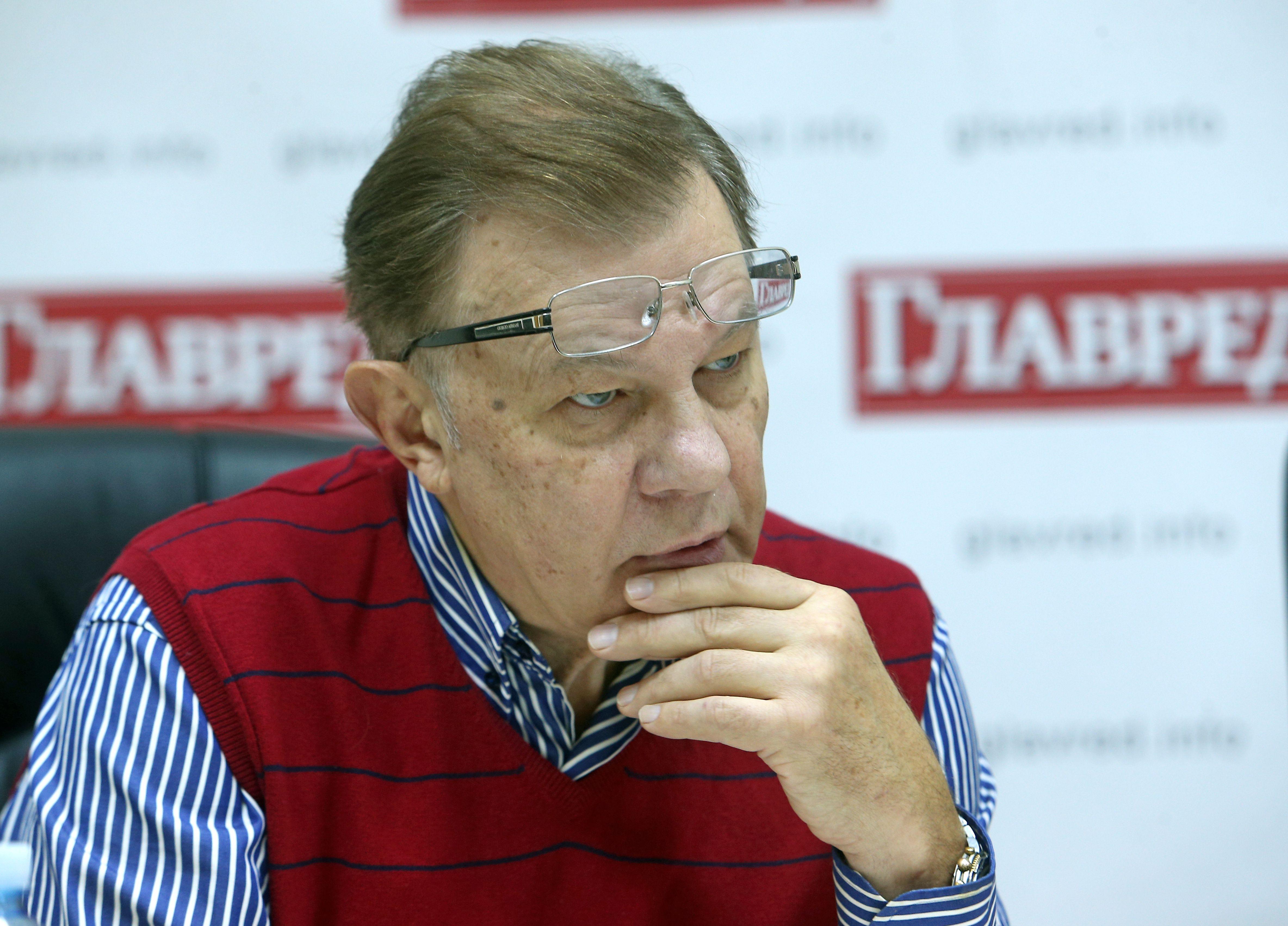Владимир Лановой.