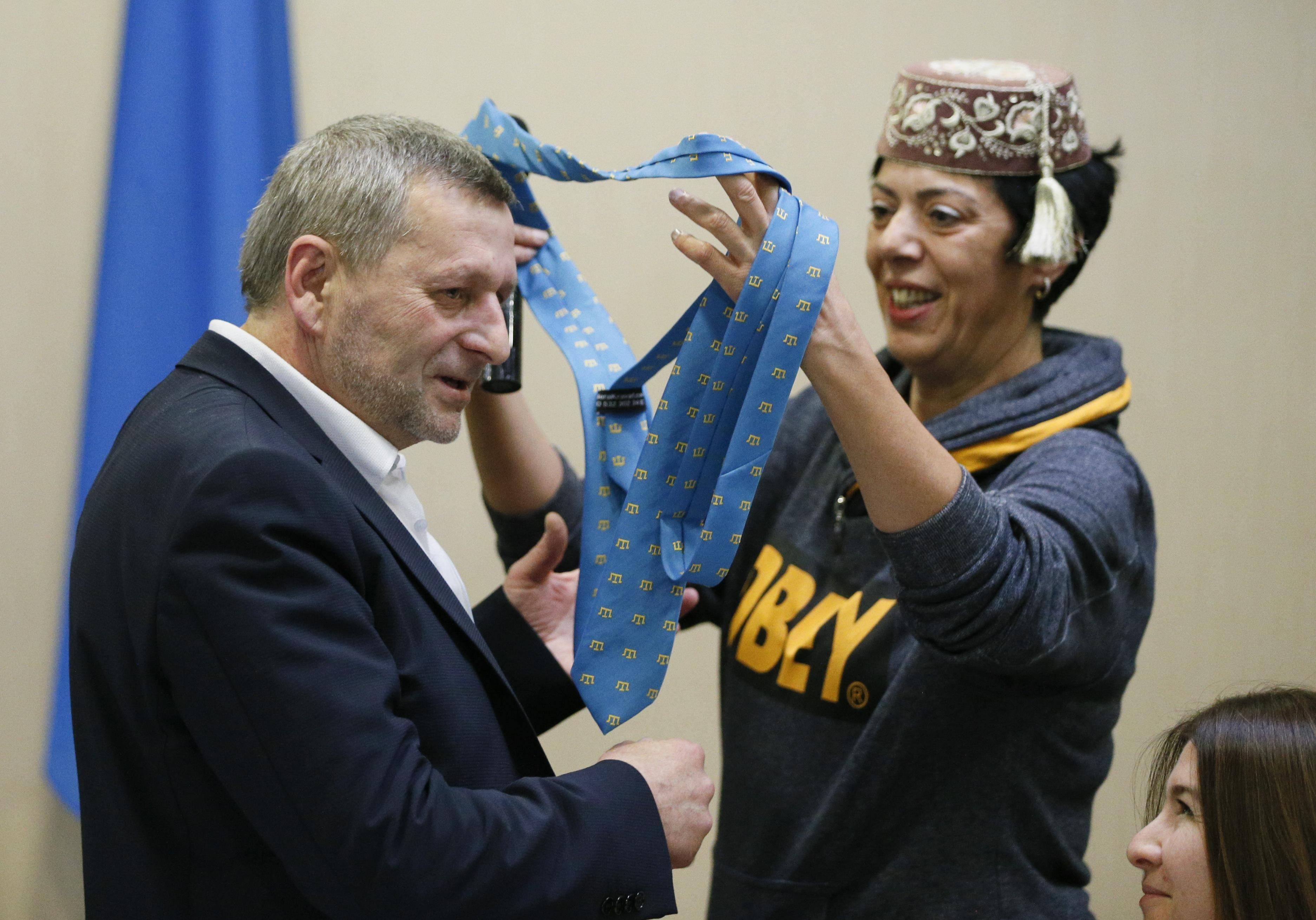 Освобождение лидеров Меджлиса. Джемилев объяснил, почему Россия пошла на уступки