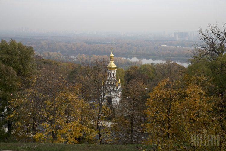 В Укргидрометцентре спрогнозировали, что в Киеве 17-19 сентября осадков не будет