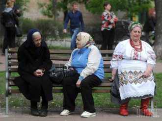 пенсия, пенсионер 04