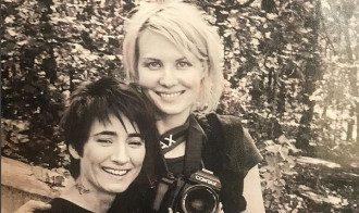 Рената Литвинова и Земфира