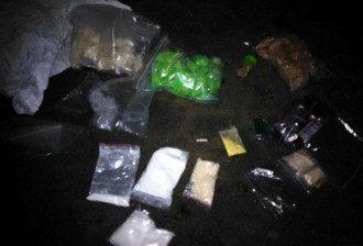 Перекрыт канал контрабанды наркотиков