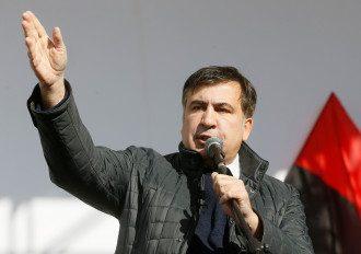 Михеилу Саакашвили вручили подозрение, сказал нардеп