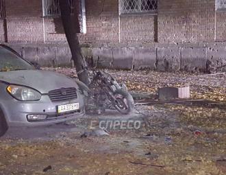 Последствия взрыва в столице, иллюстрация