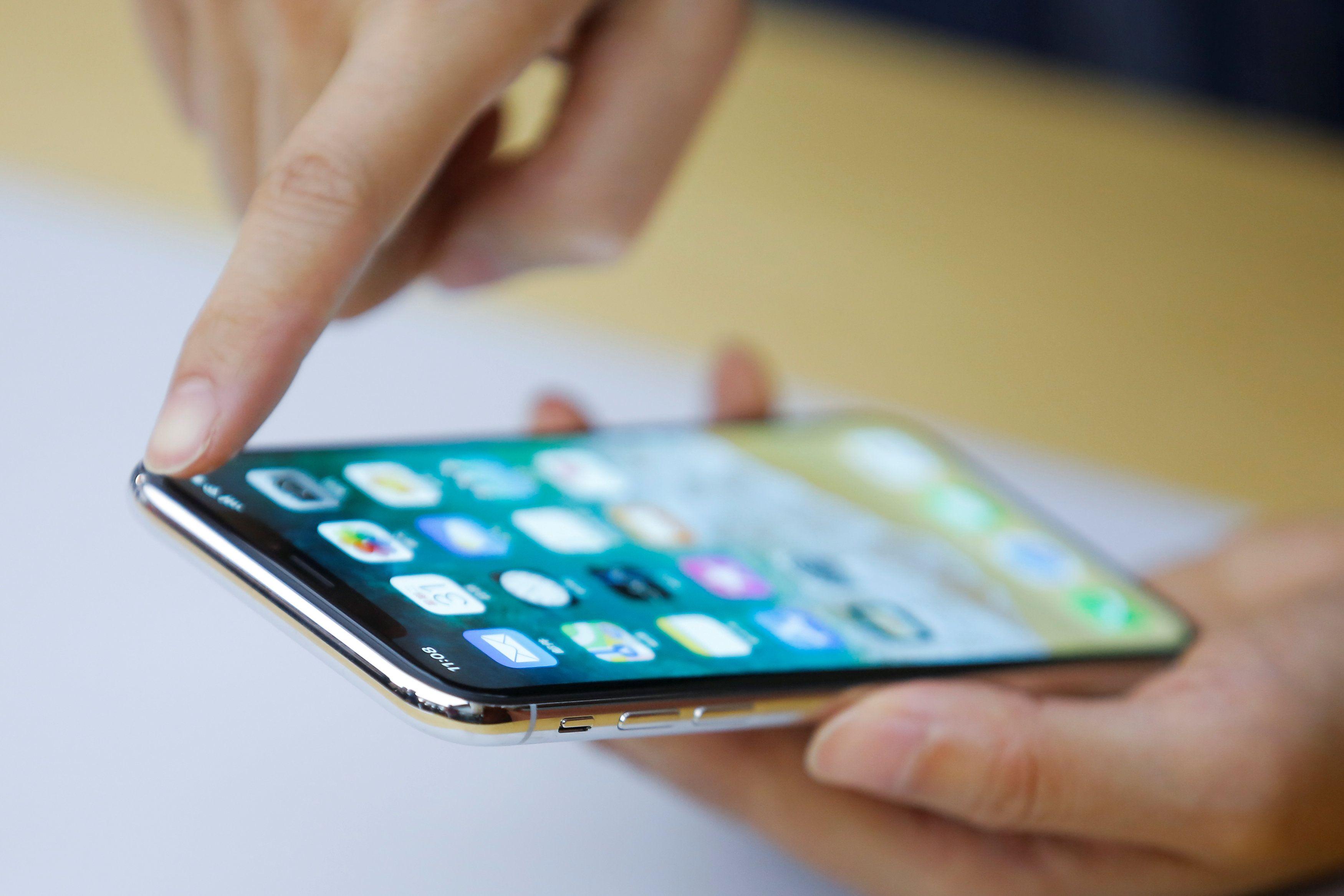 Китаянке пришлось отказаться от iPhone X