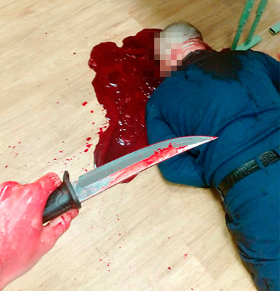 Убитый преподаватель