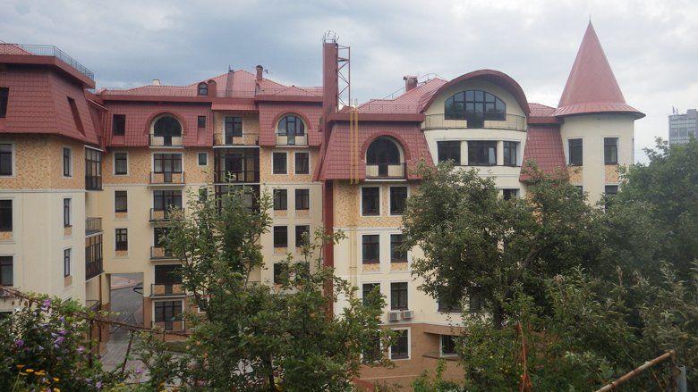Александр Аваков владеет квартирой в центре Киева