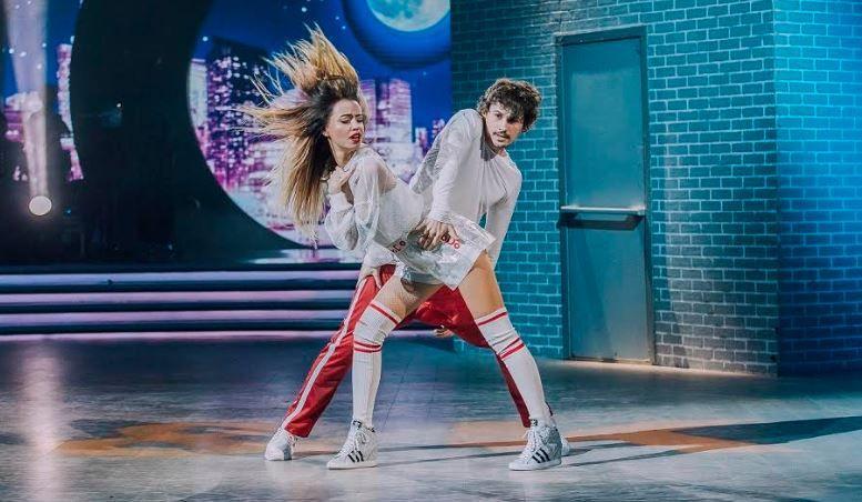 Надя Дорофеева и Евгений Кот