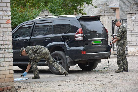 Хотел взорвать джип с родителями. В Николаеве раскрыли покушение на депутата горсовета