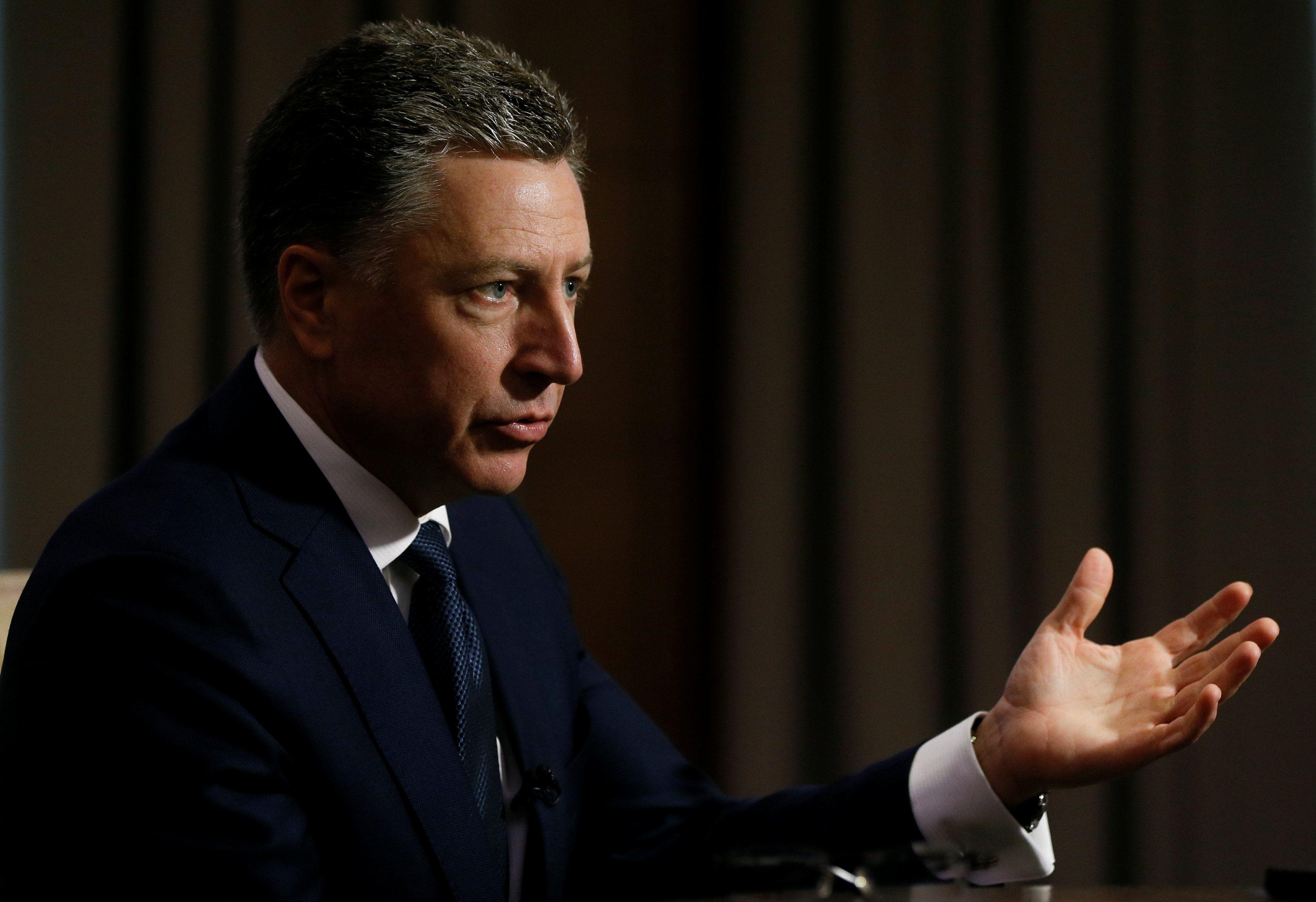 Курт Волкер сообщил, что США могут продать Украине дополнительное военное оборудование