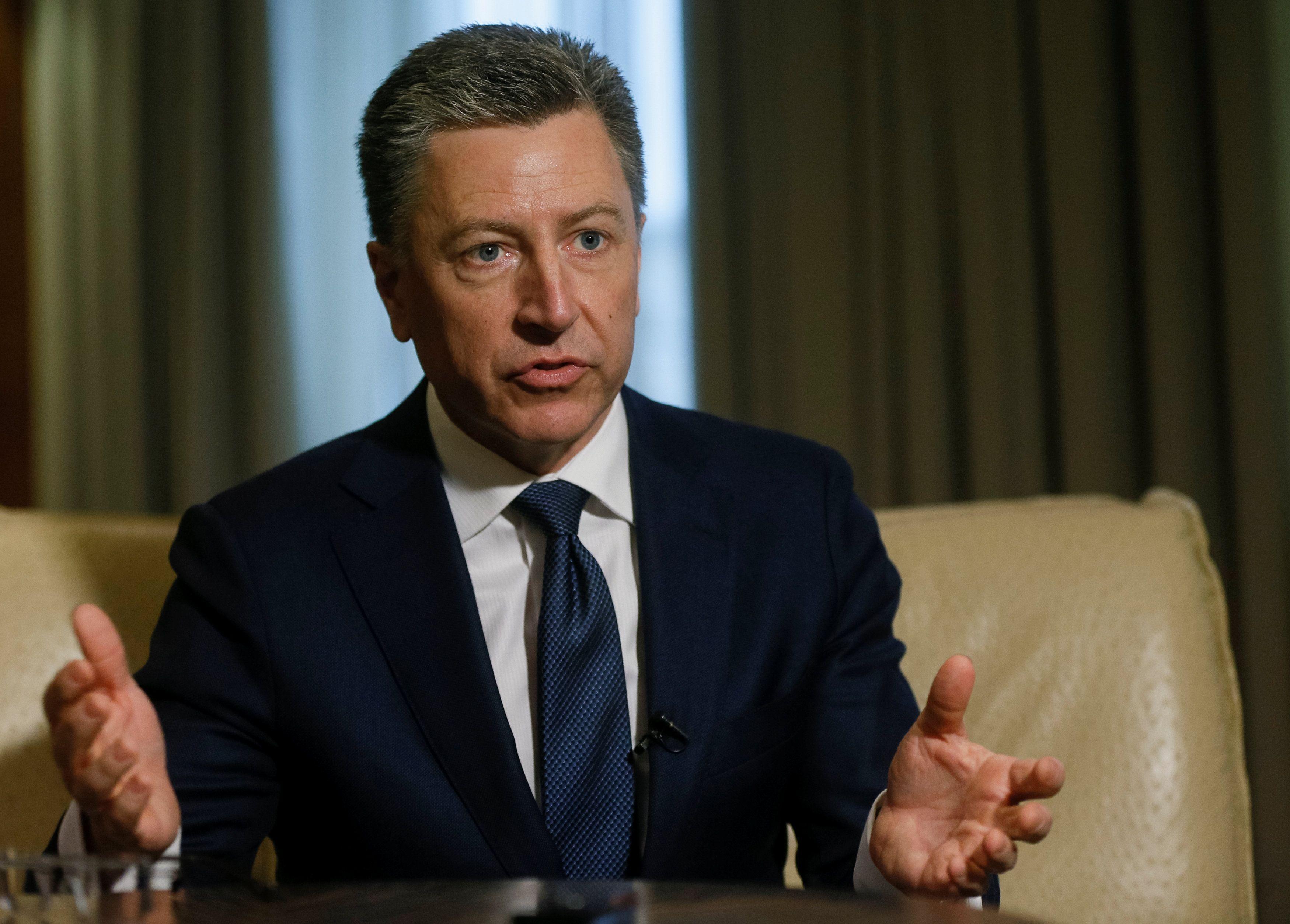 На Донбассе ухудшается ситуация, отметил Курт Волкер
