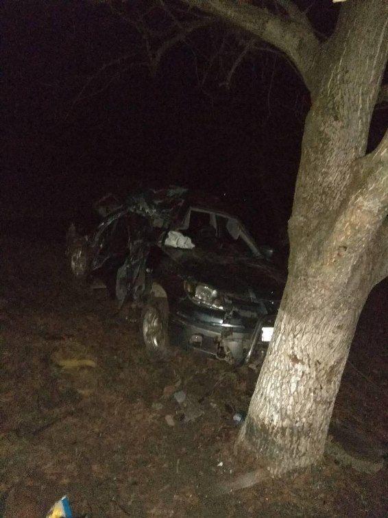 Жуткое ДТП на Закарпатье: три человека погибли, два — в реанимации