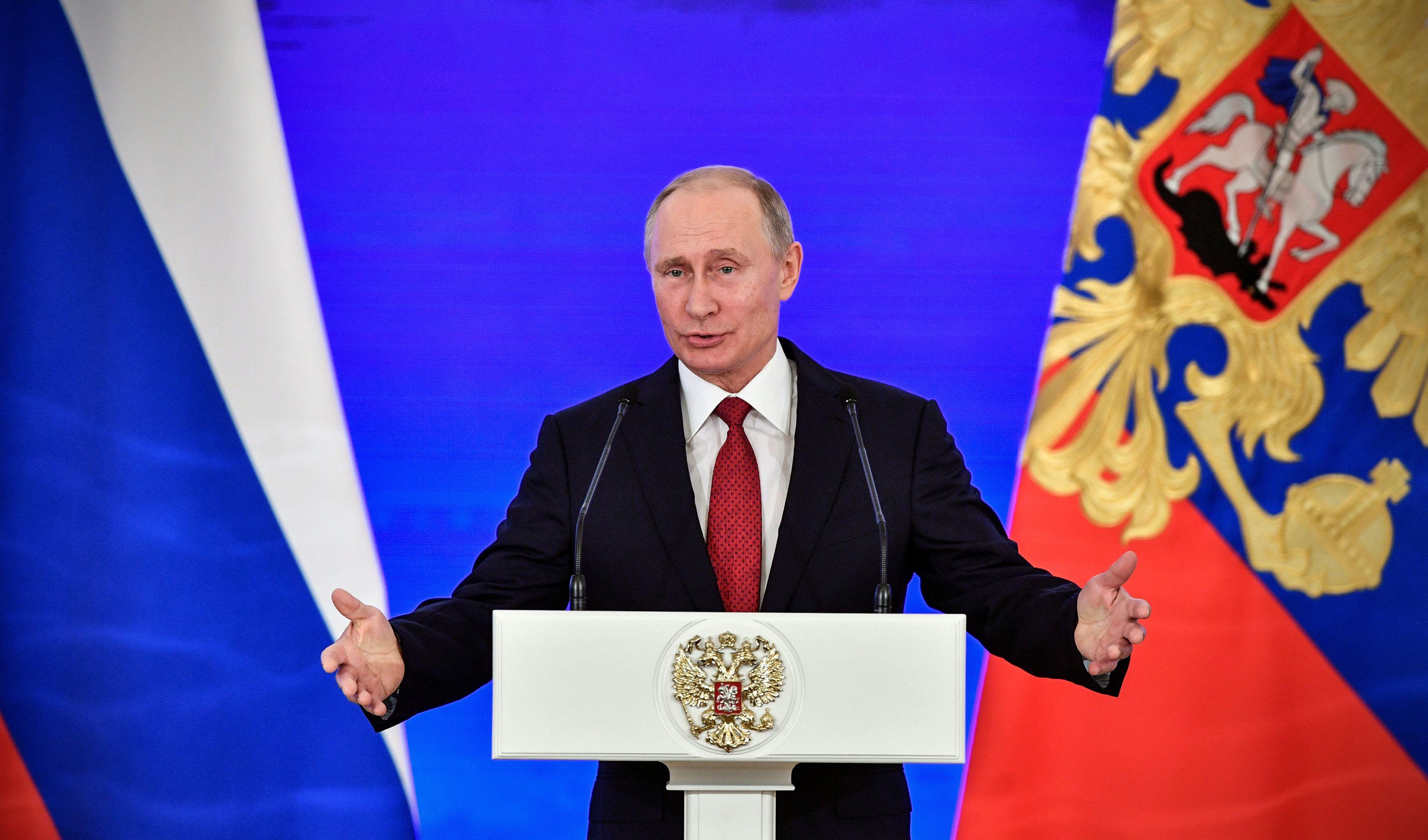 На выборы не пойдут те, кто не хочет поддерживать Владимира Путина, сказал эксперт