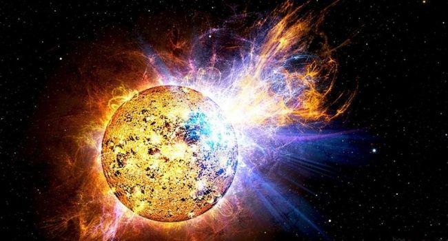 Землю накрыла сильнейшая магнитная буря
